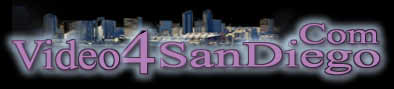 Video 4 san diego.com - Where the business is the star of the production.