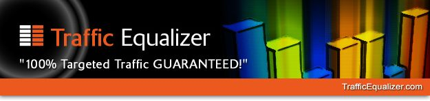 Web Site Traffic Equalizer SEO tool used by optimization firms worldwide